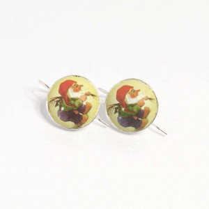 Chouffe earrings