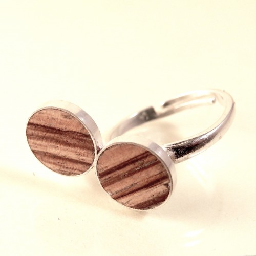 Wooden ring 2